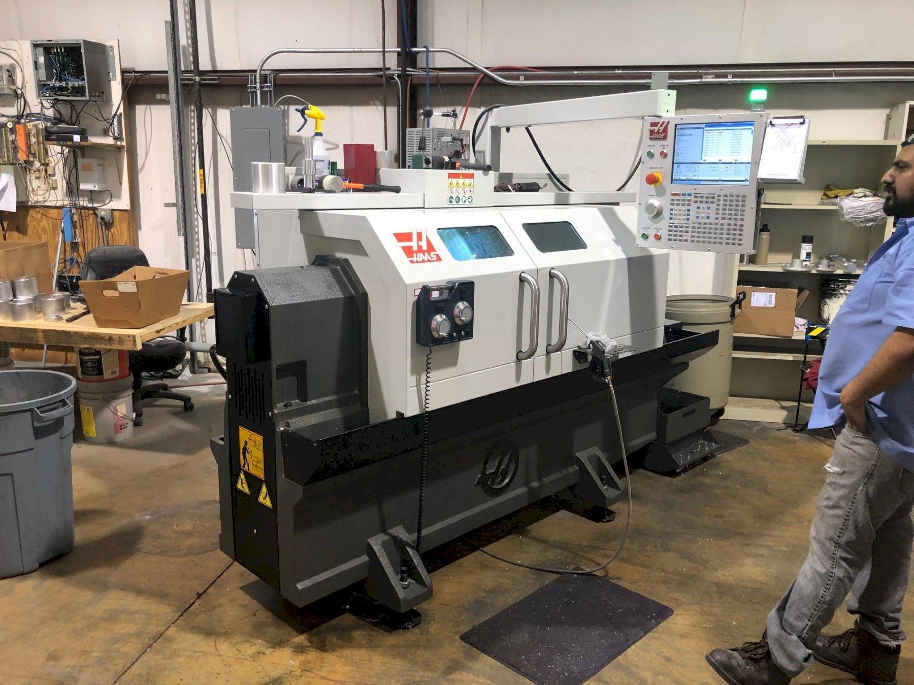2020 Haas TL-2 Toolroom Lathe