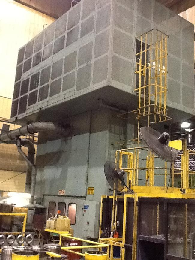 3000 TON AIDA SSDC LINK DRIVE PRESS