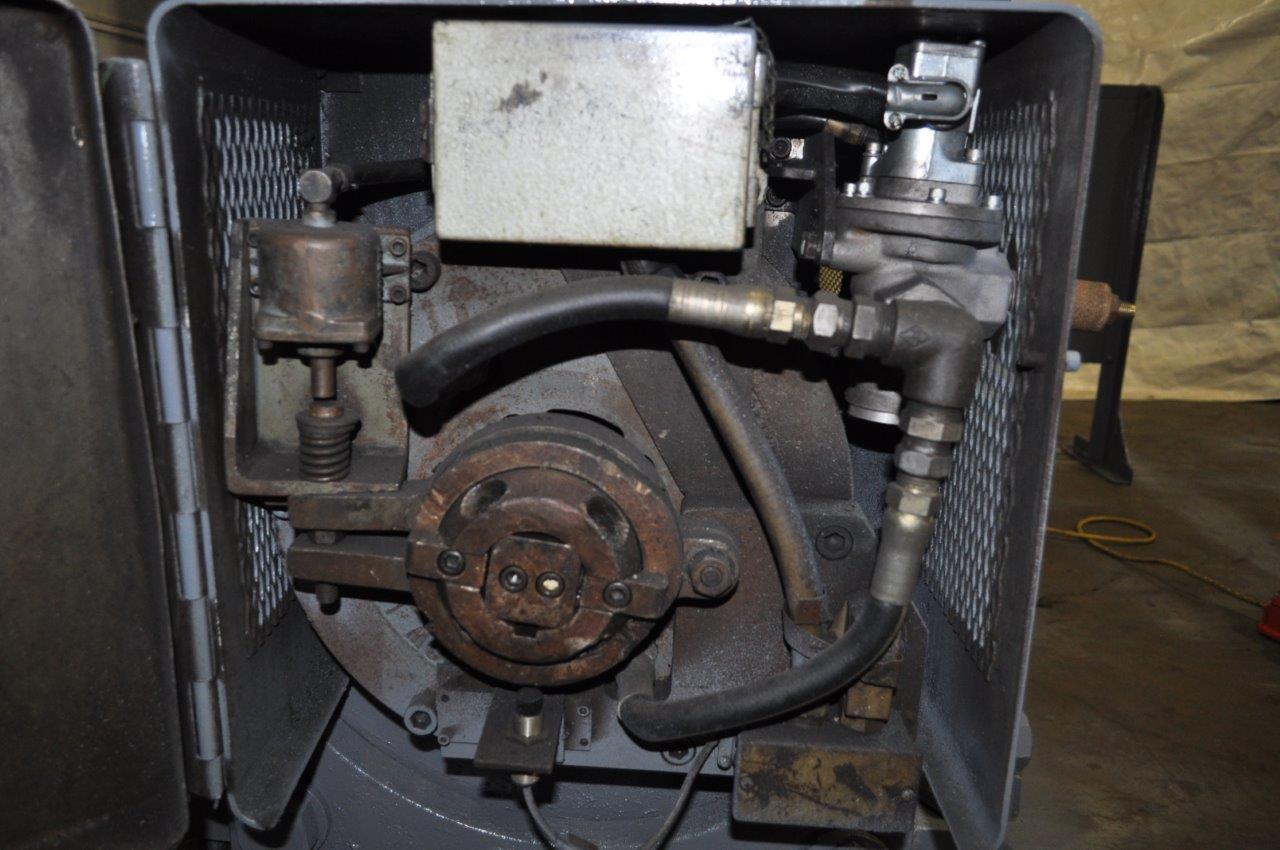 100 Ton Tishken Cut Off Press