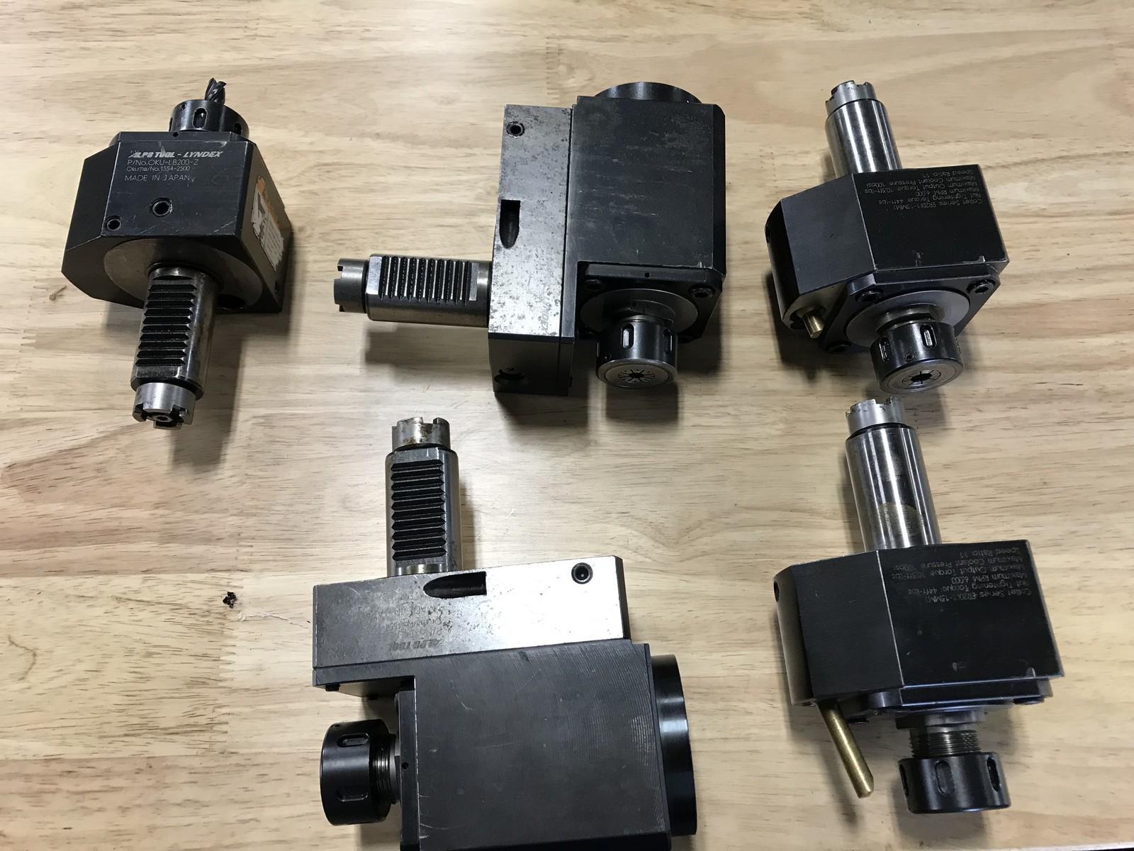 Okuma Genos L200E-M - CNC Horizontal Lathe