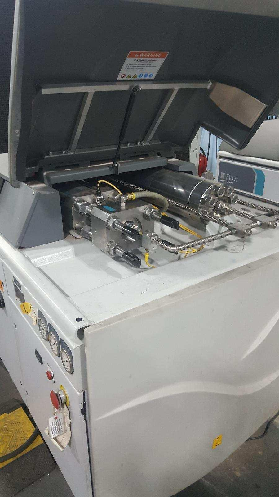 FLOW2017 Flow Mach 500 5-Axis Waterjet Cutting Systems - 2 Available!