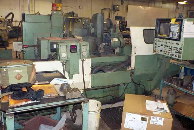 Okuma Model GP-44N X 150 CNC Universal Internal Grinder