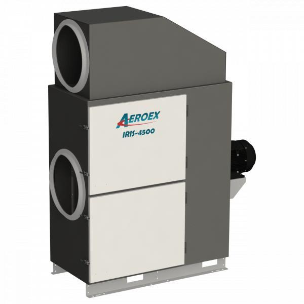 Aeroex IRIS-4500 Air Purification Unit
