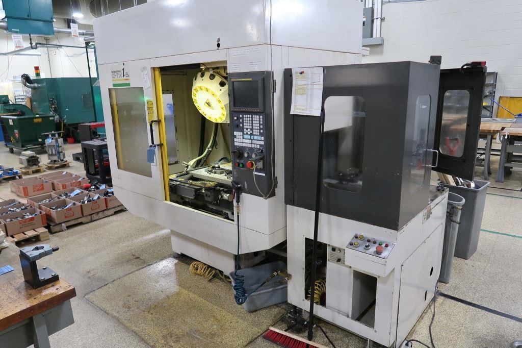 Fanuc Robodrill Alpha T14IBL Vertical Machining Center