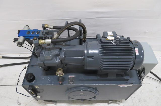 Bosch Rexroth Used Power Pack, 220V