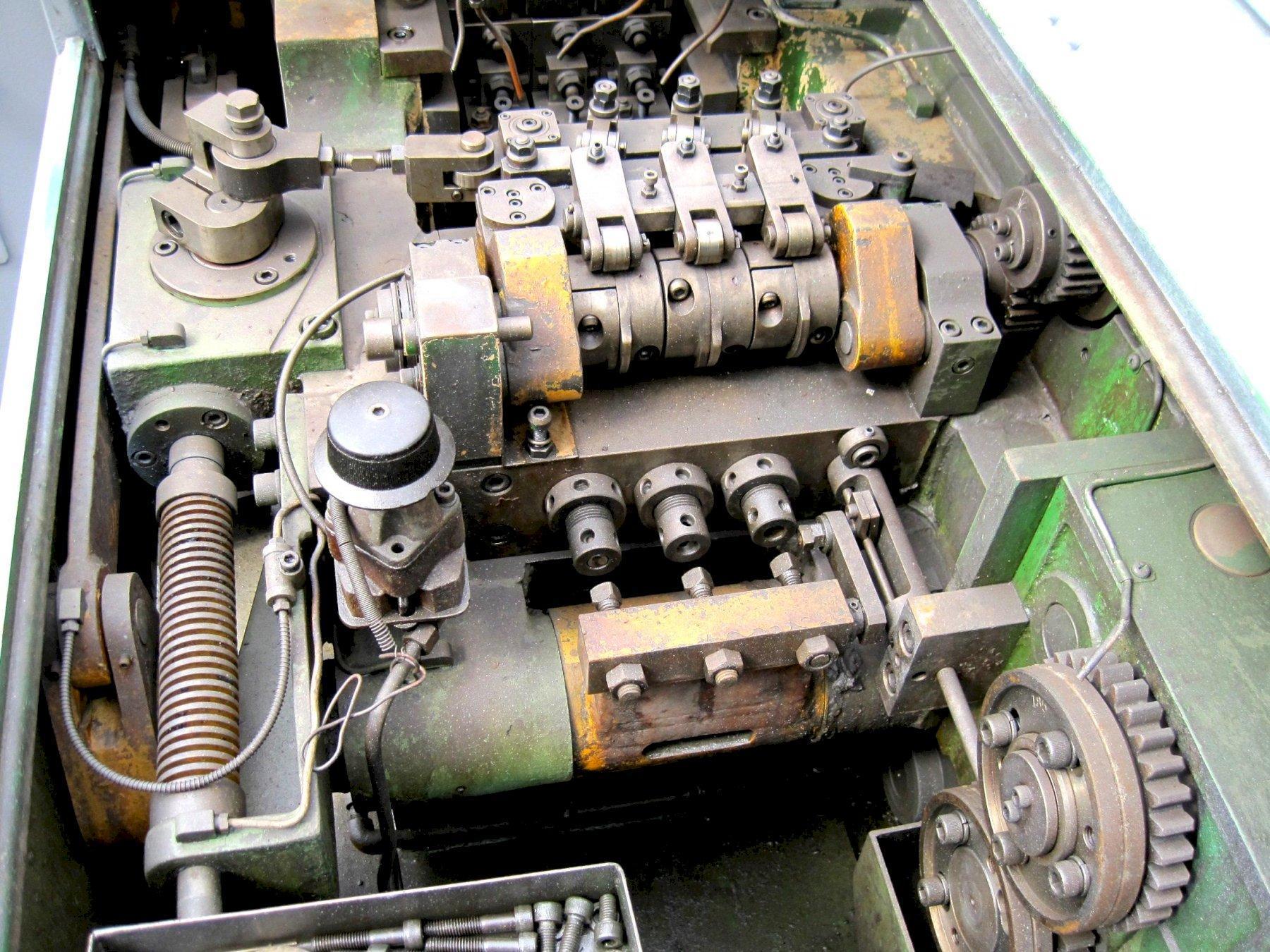 4mm MMM 3 Die Progressive Header