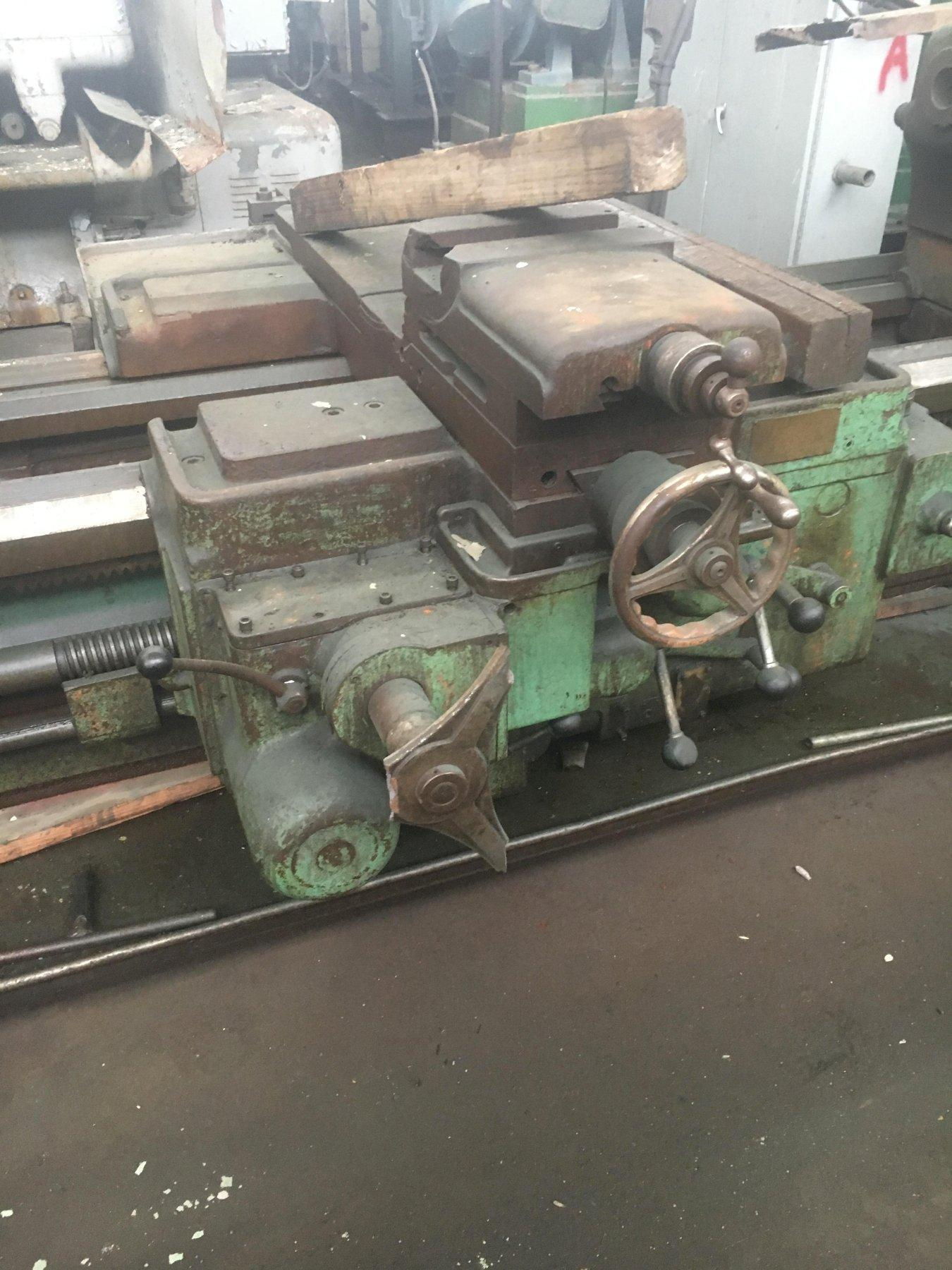 """32"""" X 96"""" AMERICAN PACEMAKER LATHE: STOCK #58992"""