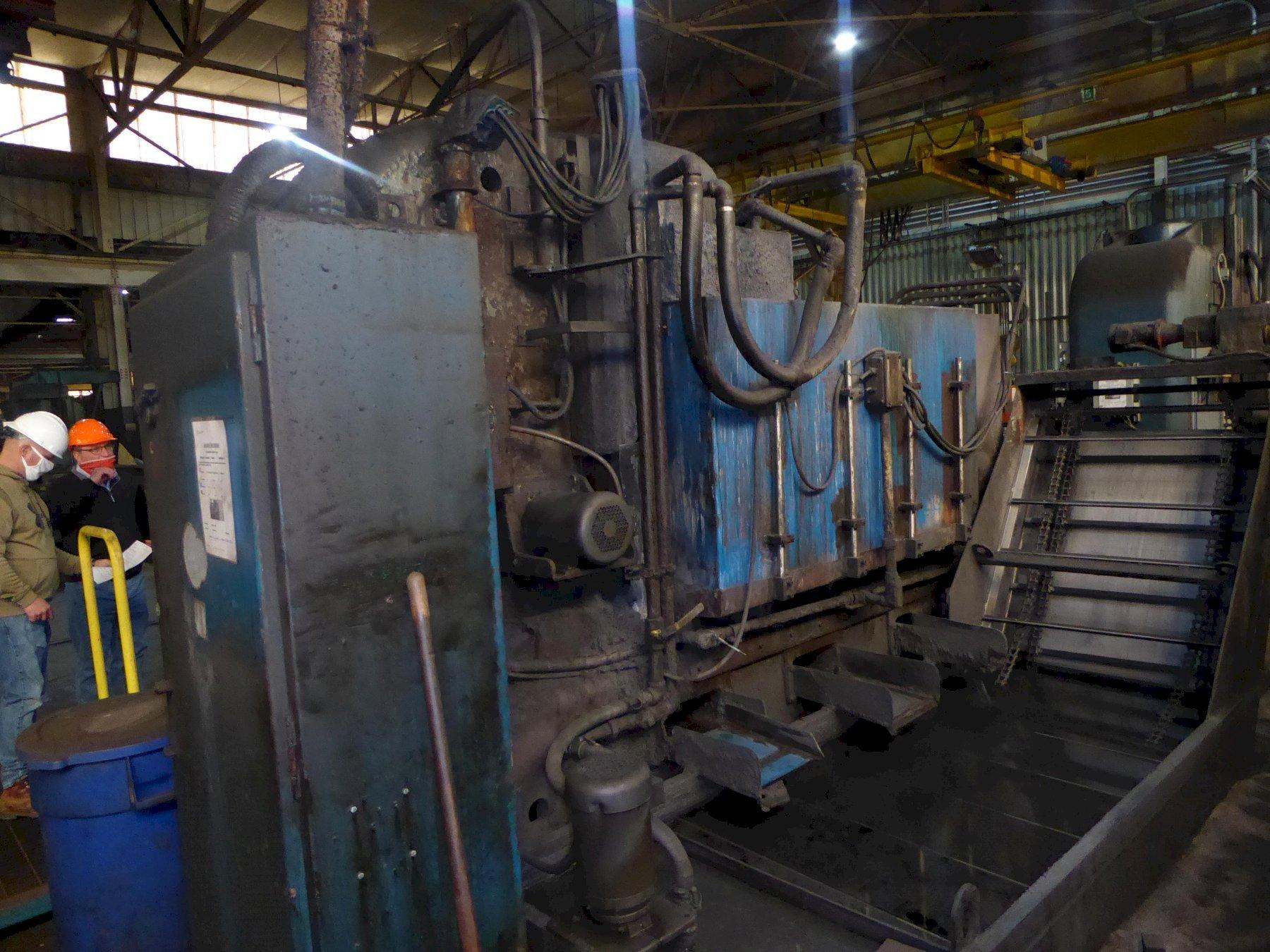 Blanchard #32D-60, 60″ Vertical Spindle Rotary Surface Grinder