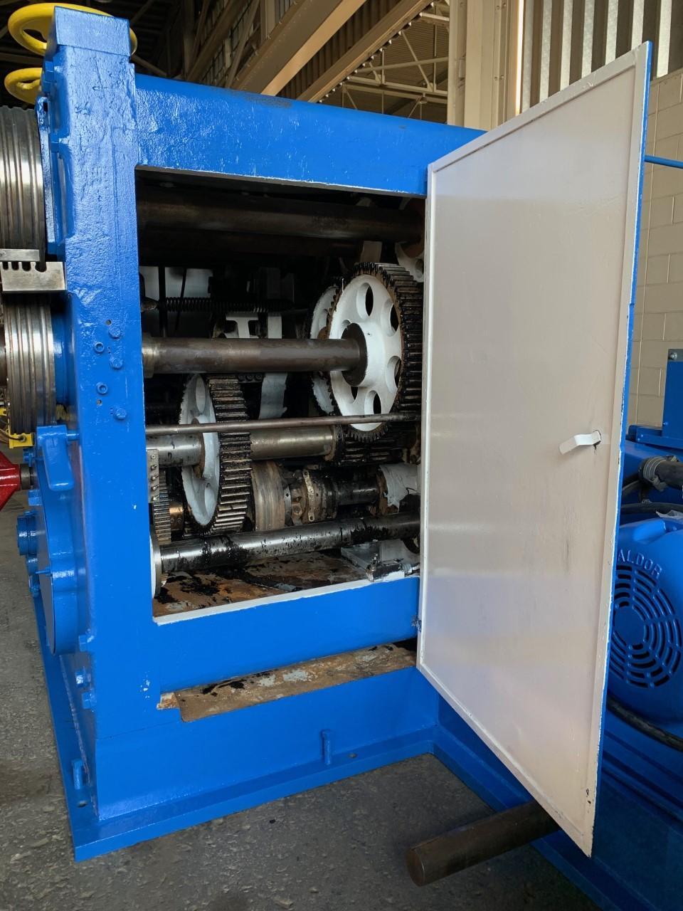 "3/4"" Torrington Model #W25 Spring Coiler Machine"