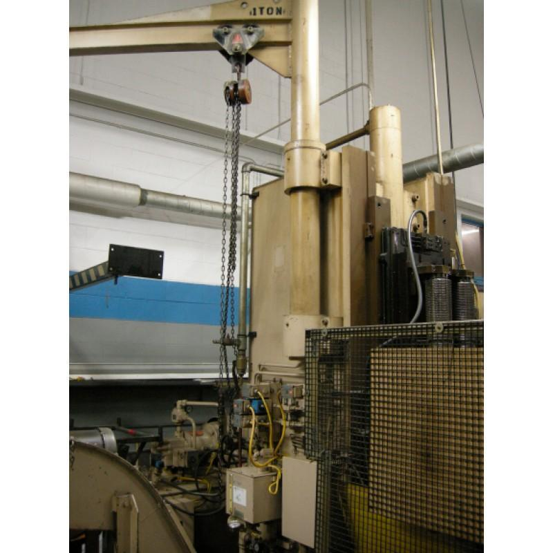 "American Broach and Machine  Vertical 10 Ton 54"" Surface Broach"
