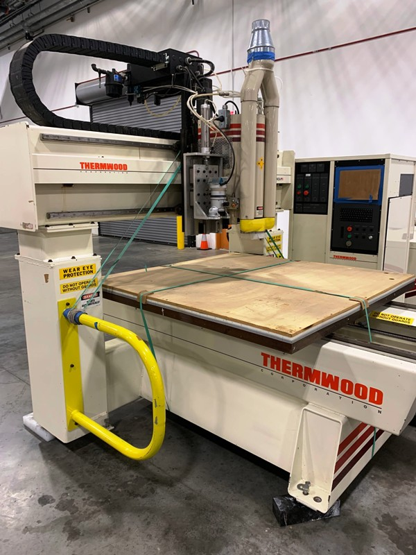 THERMWOOD MODEL 40 3-AXIS CNC ROUTER
