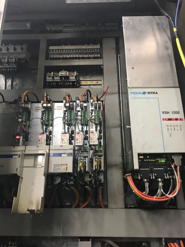 RAMBAUDI B 27-L 5-AXIS  MULTIFUCNCTION HIGH SPEED CNC VERTICAL MACHINING CENTER