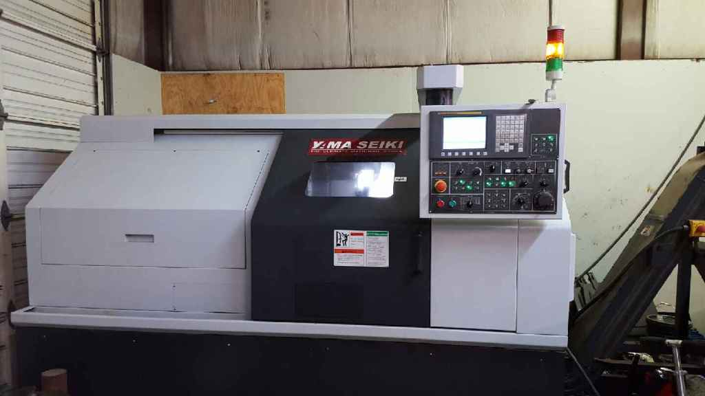 YAMA SEIKI GA-3300 CNC TURNING CENTER