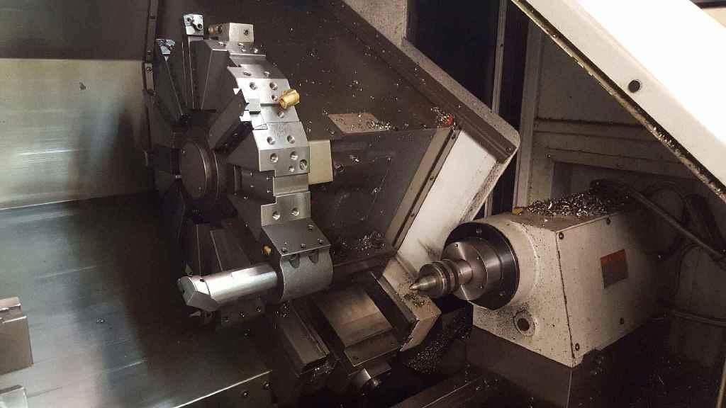 YAMA SEIKI GA-3000 CNC TURNING CENTER