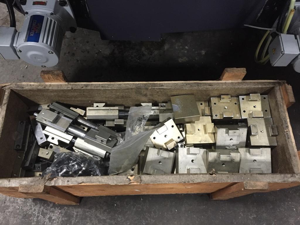 ENSHU MODEL EV450 3-AXIS VERTICAL MACHINING CENTER
