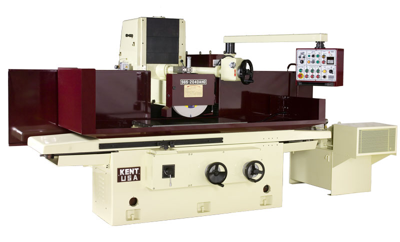 """20"""" x 40"""" KENT USA SGS-2040 AHD AUTOMATIC SURFACE GRINDER - NEW"""