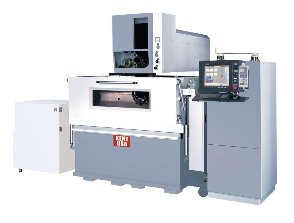 KENT USA WSI-860H CNC DOUBLE COLUMN WIRE SUBMERGE TYPE EDM - NEW