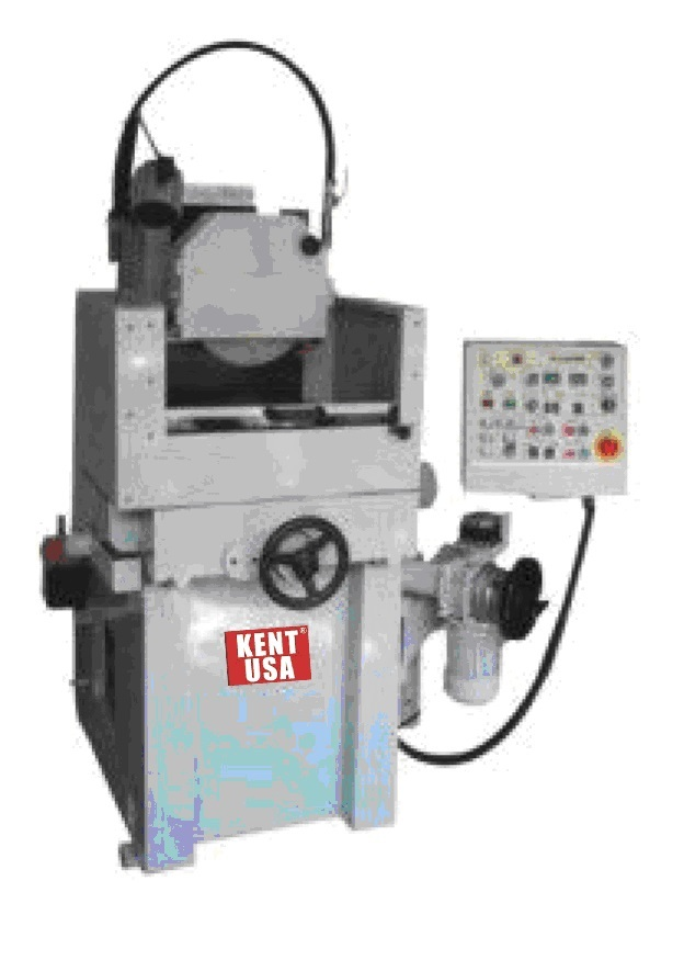 KENT USA MODEL CHS-360A ROTARY TABLE SURFACE GRINDER- NEW