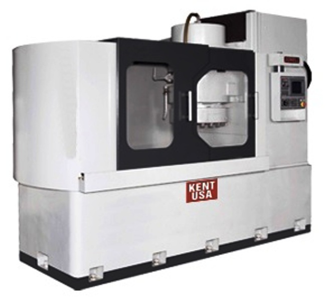 KENT USA MODEL VR-1000AND ROTARY TABLE SURFACE GRINDER- NEW