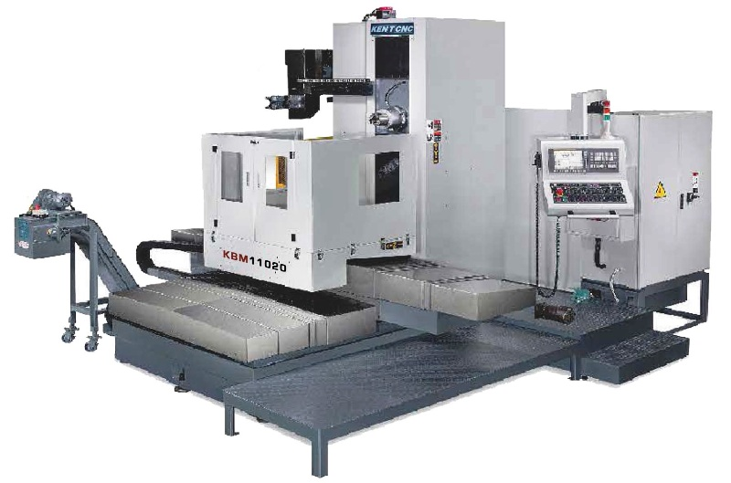 KENT USA KBM-11022 HORIZONTAL BORING MILL - NEW