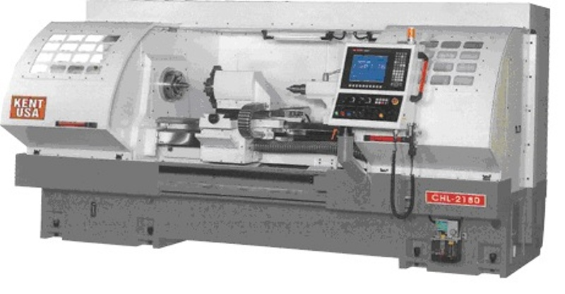 KENT USA MODEL CHL-21 SERIES CNC PRECISION LATHE - NEW