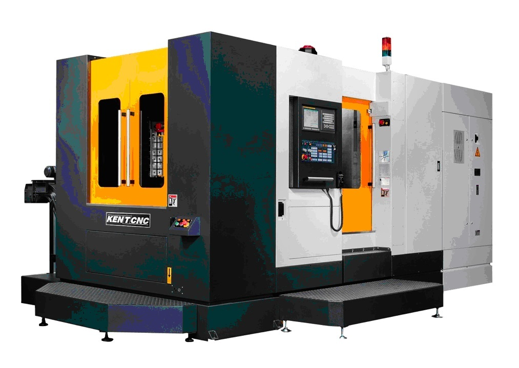 KENT USA JMH-800 CNC HORIZONTAL MACHINING CENTER - NEW