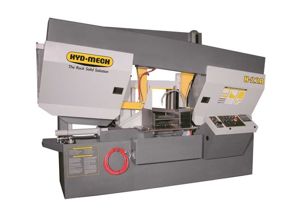 "NEW 22""H x 22""W HYD-MECH H-22A AUTOMATIC HORIZONTAL BAND SAW"