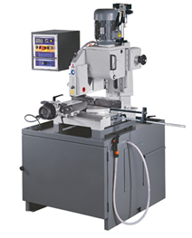 NEW HYD-MECH C370-2SI  SEMI-AUTOMATIC VERTICAL COLUMN COLD SAW