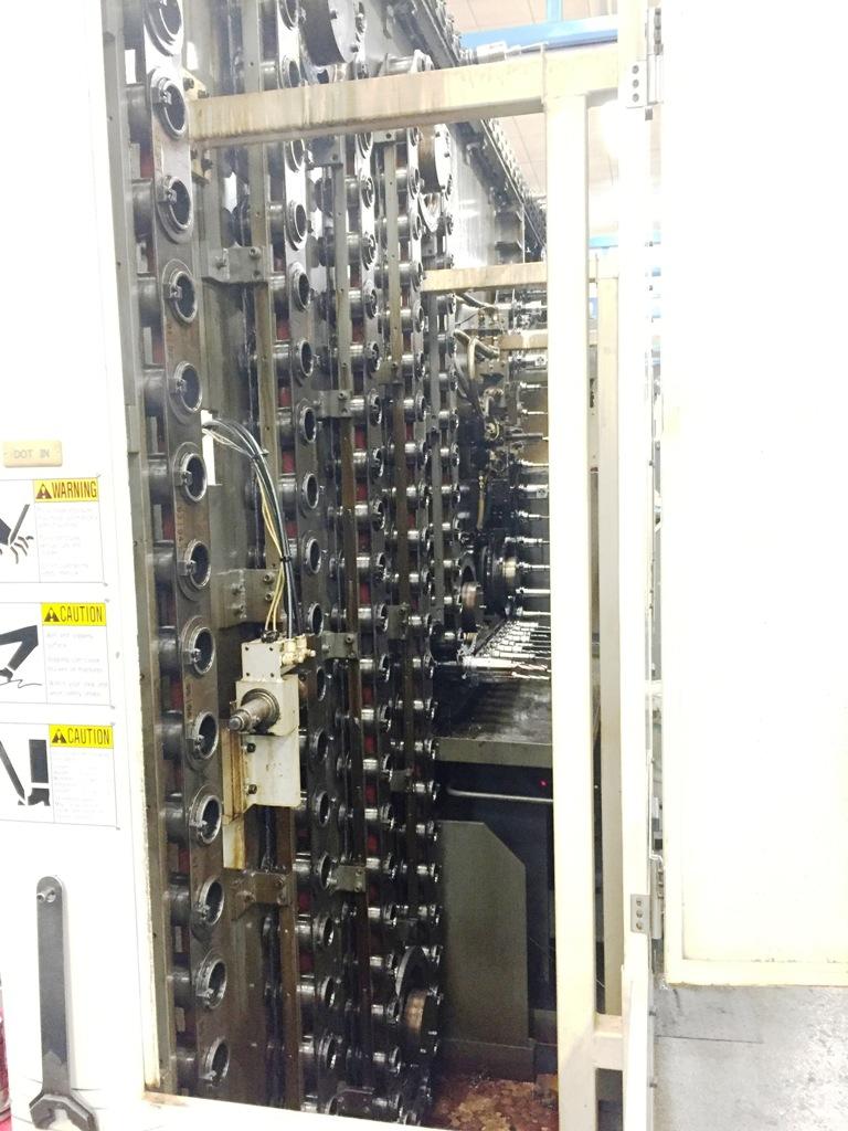 TOYODA FA450 II HORIZONTAL MACHINING CENTER,