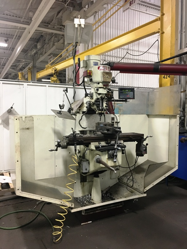 ACER 3VS ULTIMA VERTICAL MILLING MACHINE