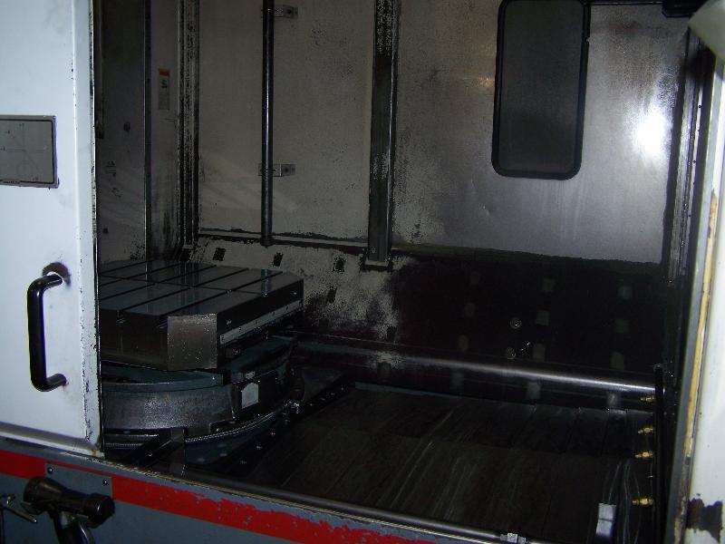 CINCINNATI MAGNUM 800 HORIZONTAL MACHINING CENTER