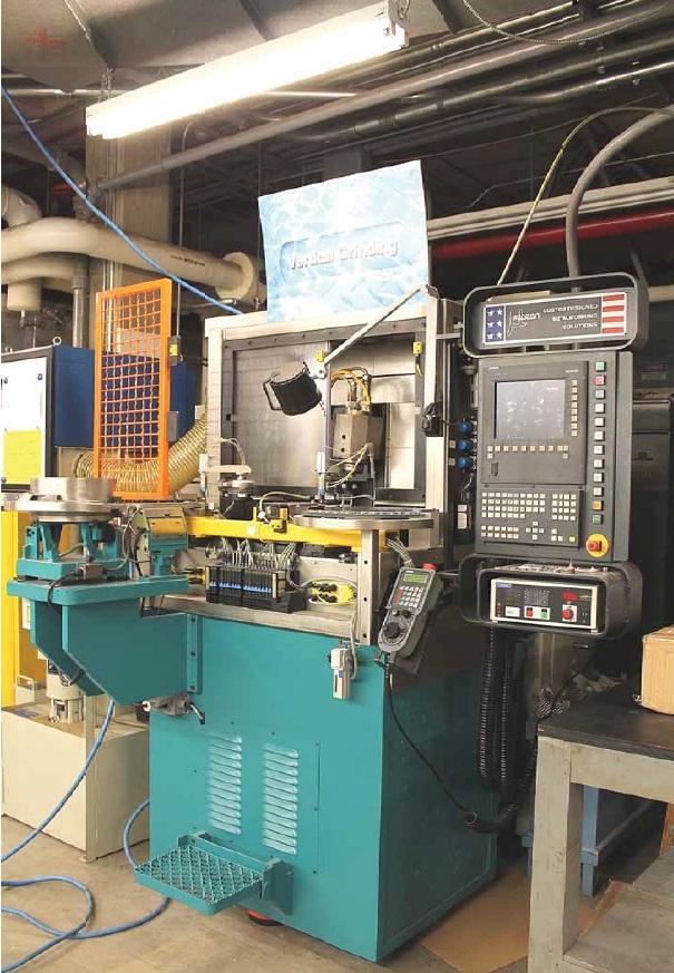 MICRON MICRO-VR MODULAR CNC GRINDER