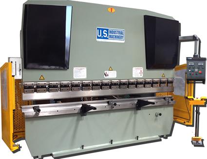 NEW 155 TON x 13' US INDUSTRIAL MODEL USHB155-13HM HYDRAULIC PRESS BRAKE