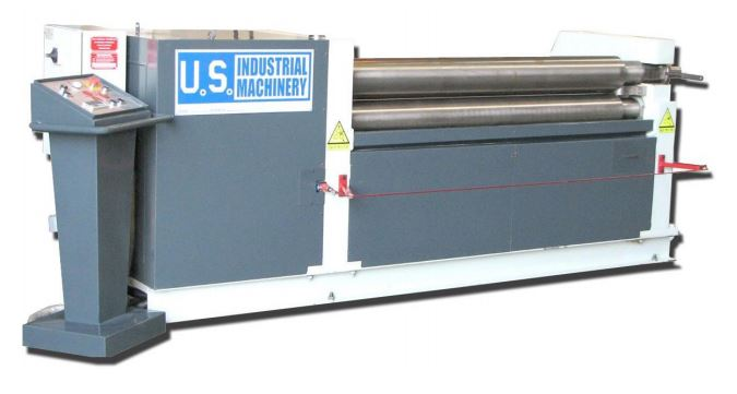 "NEW 5' x 3/8"" US INDUSTRIAL MODEL USR5375 INITIAL PINCH BENDING ROLL"