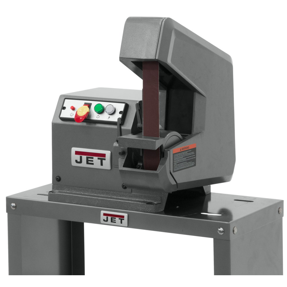 JET BGB-260-1,  2X60 Belt Grinder 115/230V,1PH