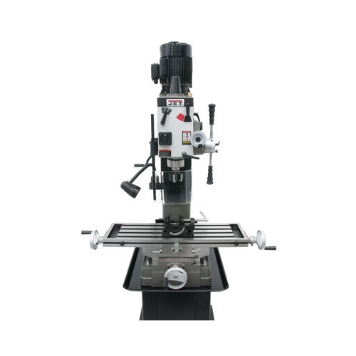 Jet JMD-45VSPF Variable Speed Square Column Geared Head Mill Drill