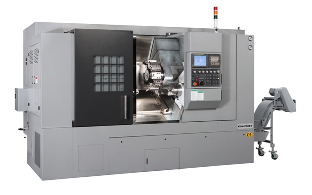 KENT USA KLM-200Y CNC TURNING CENTER - NEW