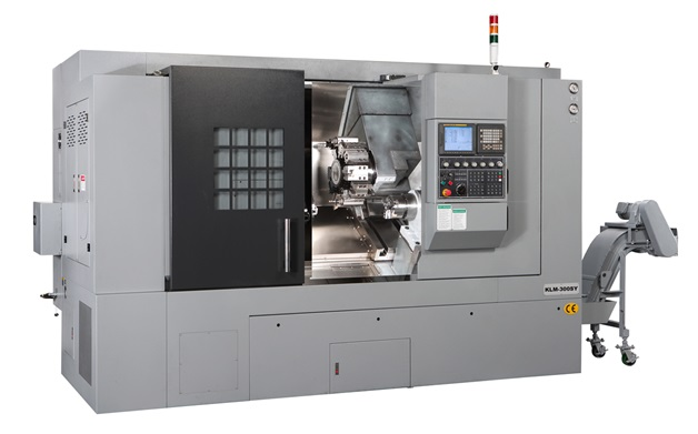 KENT USA KLM-300SY CNC TURNING CENTER - NEW
