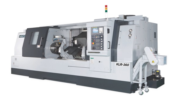 KENT USA KLR-360L CNC TURNING CENTER - NEW