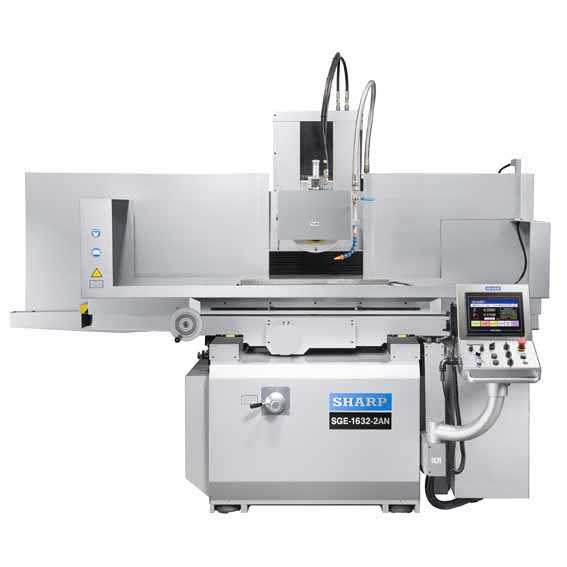 "NEW 16"" x 32"" SHARP SGE-1632-2NA 2-AXIS NC SURFACE GRINDER"