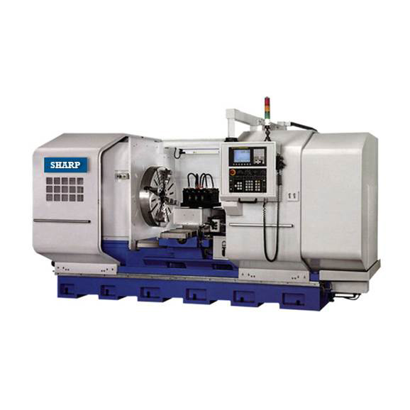 NEW SHARP STF-60 CNC BIG BORE LATHE