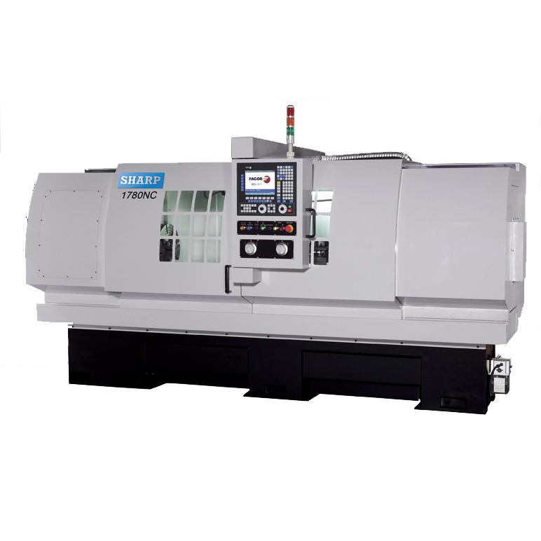 NEW SHARP 2240NC PRECISION CNC LATHE