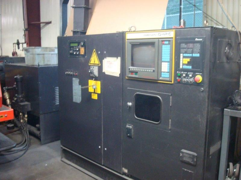 30 TON AMADA VIPROS 358 KING CNC TURRET PUNCH