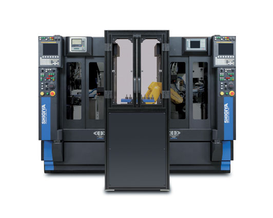 NEW SHIGIYA GPV-10-20 VERTICAL CNC CYLINDRICAL GRINDER