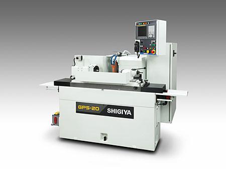 NEW SHIGIYA GPS-20 CNC CYLINDRICAL GRINDER