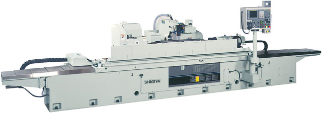 NEW SHIGIYA GP-55 CNC MEDIUM DUTY CYLINDRICAL GRINDER