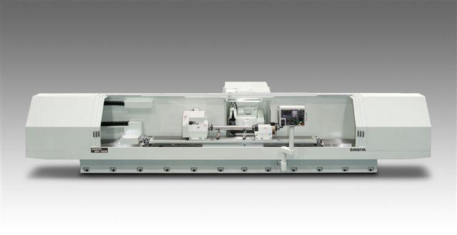 NEW SHIGIYA GP-55 CNC MEDIUM DUTY CYLINDRICAL GRINDER