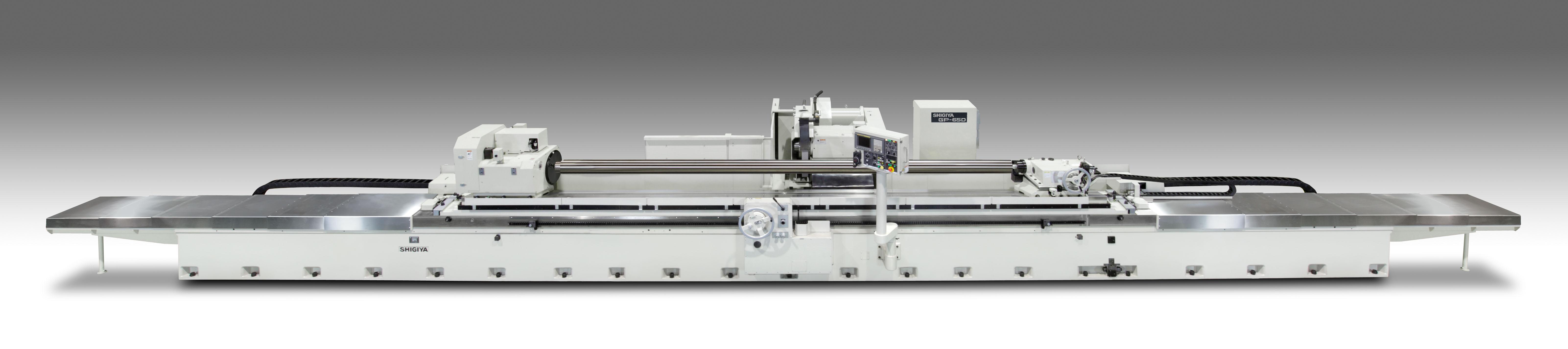 NEW SHIGIYA GP-65 CNC VERSATILE CYLINDRICAL GRINDER