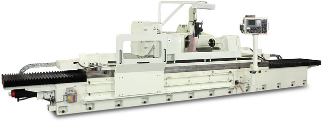 NEW SHIGIYA GP-85 CNC HEAVY DUTY CYLINDRICAL GRINDER