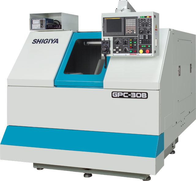 NEW SHIGIYA GPC-30 COMPACT CNC CYLINDRICAL GRINDER